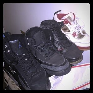 kids Jordan bundle sz6.5-7
